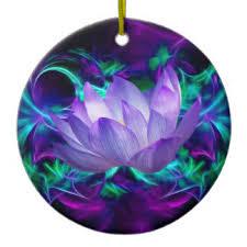 lotus flower ornaments keepsake ornaments zazzle