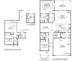 home design house plans 1 story covered patio one floor