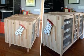 meuble cuisine independant meuble cuisine independant bois fabrication dun meuble de cuisine en