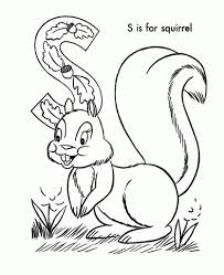 letter s coloring pages intended to invigorate to color an images