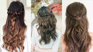 the 8 cutest date night hairstyles for you to shine on