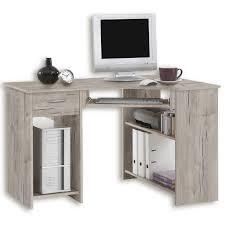 Schreibtisch Ecke Eck Schreibtisch Felix Sandeiche 118 Cm Computertische