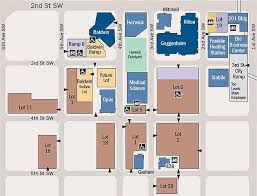 mayo clinic floor plan mayo clinic parking lot closing for dmc project