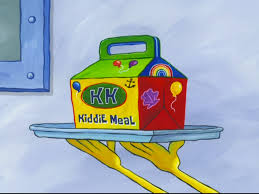 krusty kid u0027s meal encyclopedia spongebobia fandom powered by wikia