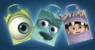 free monsters trick treat bag kellogg u0027s thesuburbanmom