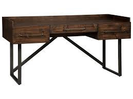 signature design by ashley starmore modern rustic industrial home