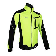 warm cycling jacket arsuxeo winter warm up thermal softshell cycling jacket windproof