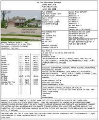 real estate listing sheet template 28 images real estate flyer
