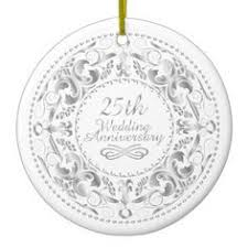 wedding anniversary ornaments 60th wedding anniversary snowflake ornament 60 wedding