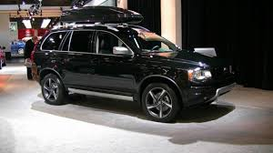 volvo xc90 2012 volvo xc90 exterior and interior at 2012 montreal auto show
