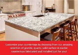 floor and decor granite countertops custom countertops floor decor
