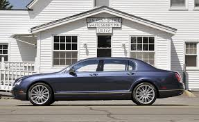 2009 bentley flying spur bentley continental flying spur speed picture 16064