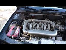 Sho Motor 1994 ford taurus sho 3 2 yamaha engine sound