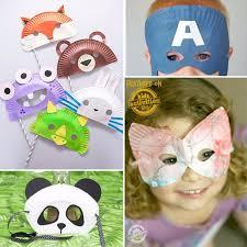 masks for kids 30 diy mask ideas for kids kids activities