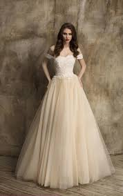 Champagne Wedding Dresses Champagne U0026gold Bridal Dresses Gold Sequined Wedding Dress