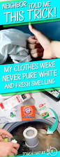 my clothes were never pure white and fresh smelling after washing