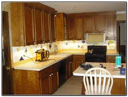 painting formica kitchen cabinets before and after kitchen