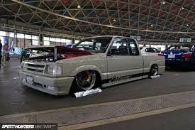 new mazda truck sr powered mazda pickup when drift car meets minitruck speedhunters