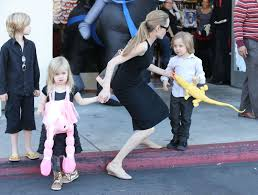 angelina jolie goes halloween shopping with her kids angelina