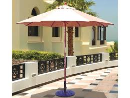 Galtech Replacement Canopy by Wooden Patio Umbrellas Patioliving