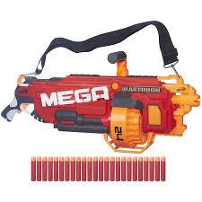 black friday nerf guns nerf n strike mega mastodon blaster walmart com