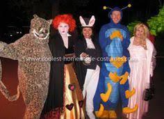 Johnny Depp Costumes Halloween Coolest Group Costume Idea Alice Wonderland Costumes