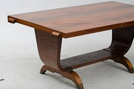 vintage art deco dining table for sale at pamono