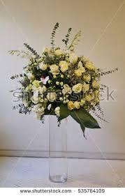 White Flower Arrangements Christmas Flower Arrangement Stock Images Royalty Free Images
