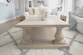 Baluster Coffee Table Coffe Table View Restoration Hardware Balustrade Coffee Table