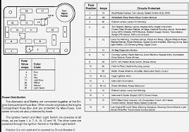 ford focus car stereo wiring color explained 2000 brilliant 2003