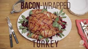 how to make a bacon wrapped turkey kitchn