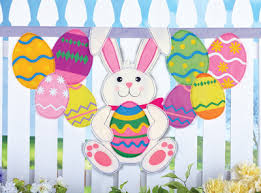 easter bunny decorations easter bunny decorations etcetera