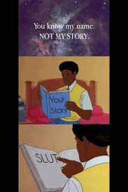 Your Story Meme - her story our story