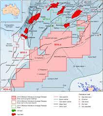 southern browse basin offshore petroleum exploration acreage