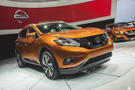 nissan murano used car for sale in uae 2014 new york the 2015 nissan murano gets a striking new design