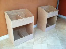 Lp Record Cabinet Furniture John And Lauren U0027s Diy Vinyl Record Shelf Apartment Therapy