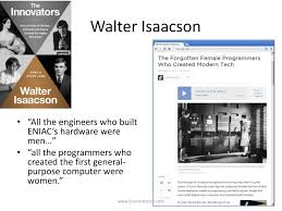 working on eniac the lost labors of the information age thomas