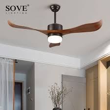 dining room ceiling fan sove modern led brown village ceiling fans with lights minimalist
