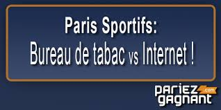 bureau de tabac en ligne parier en ligne vs parier au bar tabac match en 8 points