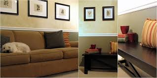 Chair Rail Color Combinations Dining Room Color Schemes Chair Rail