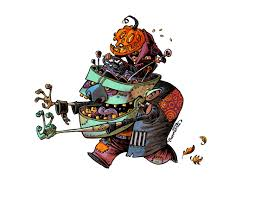 halloween controller robb mommaerts blog 2012