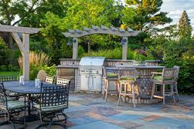 garden kitchen ideas barbecues and kitchen furniture for the garden 34 ideas home