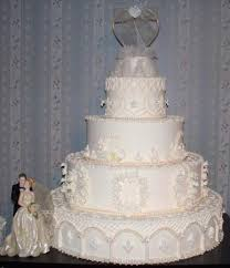 bling ribbons and cake sparkles a true princess style wedding