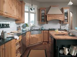 Knotty Oak Kitchen Cabinets Knotty Alder Kitchen Cabinets Gilmans
