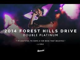 drive full album mp3 j cole 2014 forest hills drive goes double platinum full album