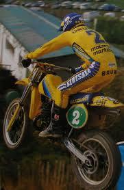 vintage motocross bikes jean jacques bruno super bruno mx pinterest motocross and evo