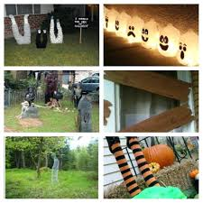 front door halloween decorations ideas homemade house pictures for