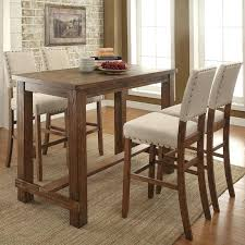 pub dining table and chairs costco pub dining table set counter