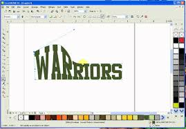 corel draw x4 blend tool corel draw x4 how to use the evelope tool to bridge text youtube