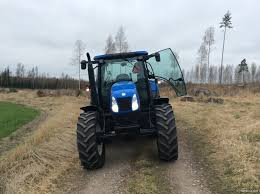 new holland ts 110a tractors 2007 nettikone